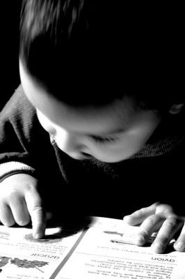 Instrucciones para enseñar a un niño a leer