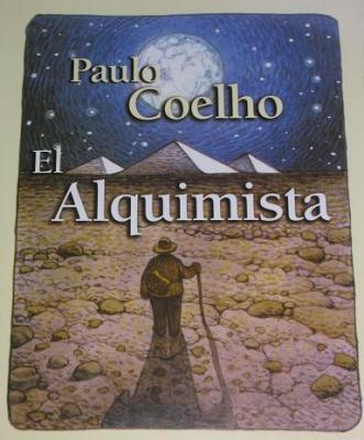 """""""El alquimista"""", de Paulo Coelho"""