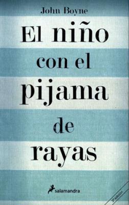"""""""El niño con el pijama de rayas"""", de John Boyne"""